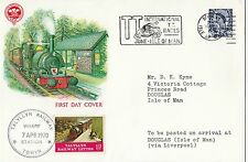 (86898) CLEARANCE GB Wales Cover Isle of Man TT Races Talyllyn Railway 1970
