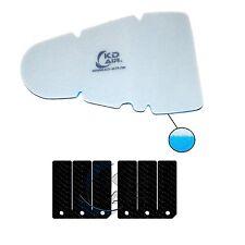 KD air sport filtre à air + Carbon membrane adapté pour yamaha tdr 125