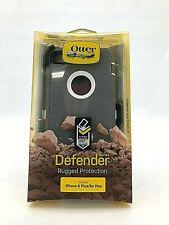 Otter Box Case for iPhone 6 Plus/6s Plus | Defender Series | Grey (IJ01)
