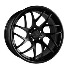 "20"" VERTINI RF1.4 FORGED BLACK CONCAVE WHEELS RIMS FITS JAGUAR F TYPE"