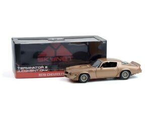 Greenlight 1:18 1979 Chevrolet Camaro Z/28 - Terminator 2 Judgement Day