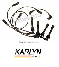 For Porsche 968 1992-1995 Spark Plug Wire Set Karlyn-Sti 10 8533 603 New