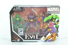 Marvel Universe Masters Of Evil Hasbro SDCC 2012 Exclusive Box Set MISB