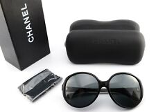 CHANEL Sonnenbrille 5196 c501 58[]16 130 Black Butterfly Sunglasses Grain +Case