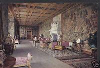 Wiltshire Postcard - The Saloon, Longleat, Warminster   WC69