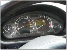 BMW 3er E36 / Z3 4-teilig - ALU TACHORINGE / TACHO RINGE