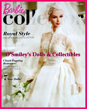 BARBIE COLLECTOR Reference & Price Guide Catalog FALL 2011 in PROTECTOR SLEEVE