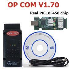 CABLE DIAGNOSIS OP-COM V1.70 LECTOR CAN OBD2 OPCOM USB OPEL VAUXHALL
