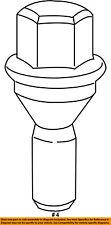 CHRYSLER OEM Wheel-Lug Nut 6511052AA