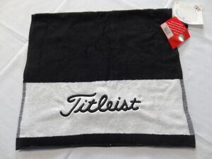 "Titleist Golf Towel 36"" X 20"" TA9AC09 Milwaukee Brewers Logo 5993"