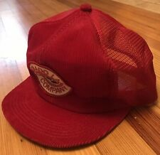 Colorado LAMB Co. Patch Animal Red K Products Iowa ADJUSTABLE SNAPBACK CAP HAT