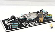 1:18 Spark 18S465 Mercedes AMG W10,USA GP 2019, worldchampion Hamilton #44
