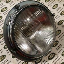 Headlamp Assembly, NOS - Part #GLU513 Series Land Rover, Genuine Lucas
