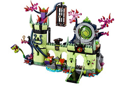 Lego 41188 Elfos Goblin King's fortaleza sólo (split de 41188)