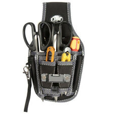 Electrician Waist Pocket Tool Belt Bag Screwdriver Utility Kit Holder B