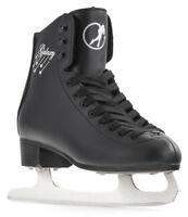 SFR Skates Galaxy Ice Skates / Figure Skates, Black