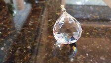 40mm Asfour Lead Crystal Clear Chandelier Ball Prism Raindrop Suncatcher Pendant
