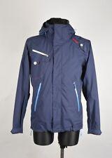 Bergans of Norway Sandefjord Hooded Men Jacket Size S, Genuine