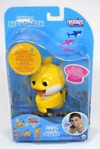 "WowWee - Fingerlings ""Baby Shark"" Friendship @ Your Fingertips (New) Pinkfong"