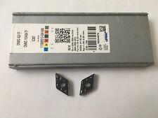 Iscar Carbide Inserts DNMG 432-TF, DNMG 150408-TF IC907 Quantity 2