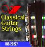 Classical GUITAR STRINGS , Multicolored Nylon