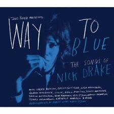 WAY TO BLUE: THE SONGS OF NICK DRAKE  CD NEW!