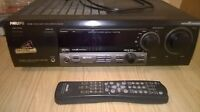 Philips FR-960 / Audio-Video Dolby Surround Receiver Digital Cinema Sound Center