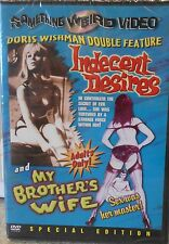 Something Weird Video - Doris Wishman Double Feature (DVD, 2004) RARE BRAND NEW