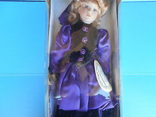 CROWNE FINE PORCELAIN COLLECTORS DOLL 'HESTER' ARTMARK CHICAGO 1990