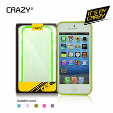 Unbranded/Generic Silicone/Gel/Rubber Matte Mobile Phone Cases, Covers & Skins for iPhone 5s