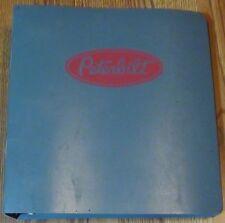 Heavy equipment manuals books for peterbilt ebay peterbilt service technician training repair manual air systems brakes 202 fandeluxe Choice Image
