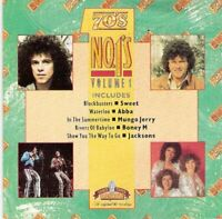 Various - 70's No. 1's 1-Pop vol 1 (CD)
