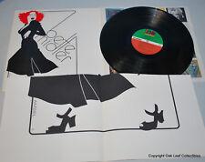 Bette Midler Self Titled LP 1973 Atlantic Records SD-7270 1st Press Poster