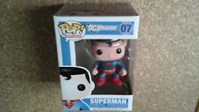 DC UNIVERSE - SUPERMAN FUNKO POP VINYL FIGURE #07
