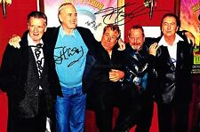 Monty Python FULLY HAND SIGNED 12x8 Photo, Autograph, Cleese, Palin, Idle + 2
