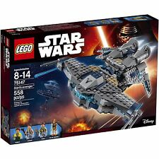 (NEW SEALED) STAR WARS LEGO 75147 STARSCAVENGER KIDS BUILDING BLOCK TOYS