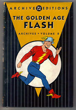 DC Golden Age Flash Archives Edition Vol 2 FS Hardcover * GA HC * Gardner F. Fox