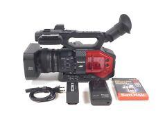 Panasonic AG-DVX200 4K Camcorder with Four Thirds Sensor AGDVX200