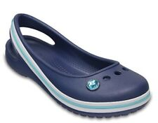 NEW Nwt Crocs Toddler Kids Genna II Flat Shoes Sz:11