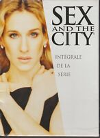 Sex And The City L'intégrale De La Série Coffret Dvd Saisons 1 2 3 4 5 6