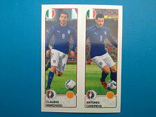 Panini Euro 2016 Swiss Star Edition Sticker n.495 Marchisio Candreva Italia
