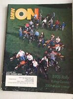 BMW Owners News Magazine R90S Rally Corsica January 2001 032517NONRH