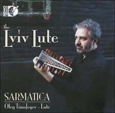 Lviv Lute, New Music