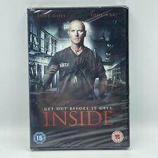 INSIDE [DVD] LUKE GOSS, PAUL RAE - NEW & FACTORY SEALED DVD