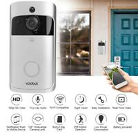 Vodool V5 Wireless WiFi Video Camera Doorbell 720p Intercom Security with Chime