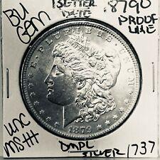 1879 O BU GEM MORGAN SILVER DOLLAR UNC-MS++U.S. MINT RARE KEY COIN 1737