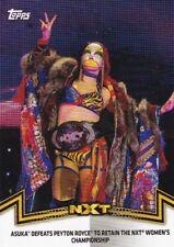 #50 Wendi Richter 2018 TOPPS WWE Women/'s Division Cox