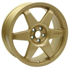 Revolution Rally 7.5x18 Millennium Alloy Wheel ET48 Gold For Subaru Impreza 92-0