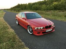 2001 BMW E39 M5 Imola Red AC Schnitzer Evolve Supercharged