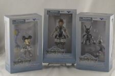 KINGDOM HEARTS MICKEY SORA SHADOW SOLDIER DIAMOND SELECT 1.5 BIRTH BY SLEEP SET